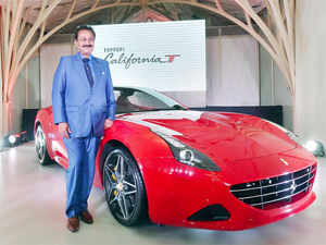 Ferrari, the super sports car maker owned by Italian auto giant Fiat Chrysler has returned to India after a 15-18 month gap