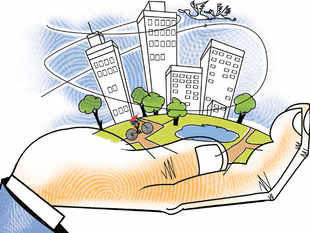 The Gujarat Legislative Assembly today passed two crucial bills facilitating industries as well as civic bodies to acquire, develop or sell land.