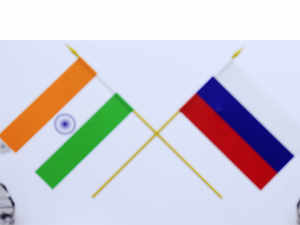 """Russia expects India to stand by it during these """"difficult times"""" when it is facing economic hardship due to sanctions imposed by the West."""