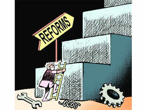 States have been trying to ring in reforms rapidly after the Union government decided to rank them in ease of doing business.