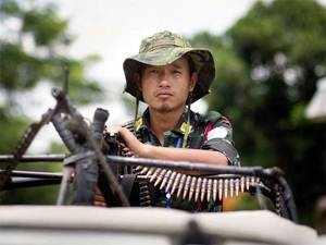 An Assam Rifles spokesman said at least seven cadres of the NSCN(K) were killed in the exchange of fire between the security forces and the rebel outfit.