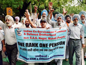 The problem, as Modi wanted to know, is that 'one rank, one pension' is difficult to put into operation — that's the prevailing opinion within the bureaucracy.