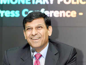 File photo: RBI GovernorRajanhas said he is not done with lowering rates and the central problem for the entire world remains slowing economic growth.