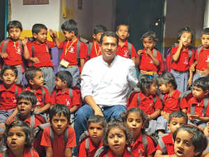 The Hippocampus pre-school in Kadalur isn't exactly fancy. For a modest annual fee that ranges from Rs 4,000 to Rs 7,500 (inclusive of books and uniform), it is the first and the bravest attempt in India to introduce a quality pre-school system in rural India.