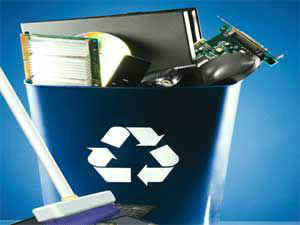The study estimates 1.3 million tonnes of discarded electronics departed the EU in undocumented mixed exports, of which an estimated 30% (about 400,000 tonnes) was electronic waste; and 70% functioning equipment.