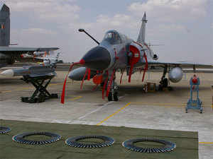 In pic: Mirage 2000 at the Aero India 2007 show in Bangalore.