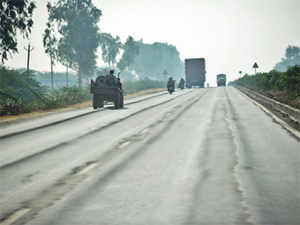 The Ministry of Road Transport & Highways is working on a plan to build the 600 km expressway, which would be India's longest.