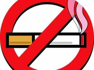 The Delhi government today issued challans to several educational institutions for allegedly not following rules under the Tobacco Control Act.
