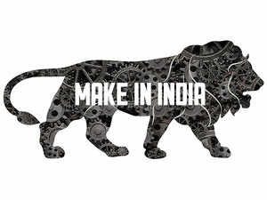 Production of low-quality counterfeit goods has the potential to significantly undermine the 'Make in India' programme that seeks to establish the country as a global manufacturing hub, a report has said.