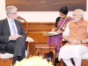 PM Modi pitched for concrete outcomes to the long-pending issues of UN Security Council reforms and a proposed treaty to counter terrorism.