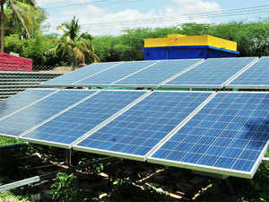 The pilot project began earlier this year with Deshapriya Park where they have installed 50 solar electric posts having 180 Watt solar panels with LED lights.