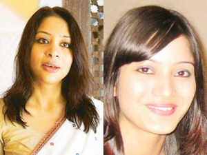 Siddharth Das, who had a live-in relationship with media honcho Indrani Mukherjee - arrested for murdering her daughter Sheena Bora - on Tuesday claimed to be the father of the victim and Mikhail Bora. Indrani and Sheena are seen in this picture.