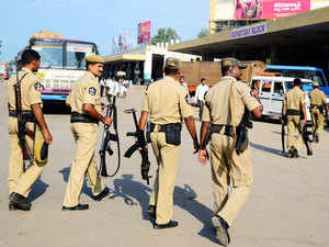 (Representative image) The raid was carried out at the factory and several country-made pistols were seized along with equipments for arms manufacturing, Sub Inspector Kailash Chandra said.
