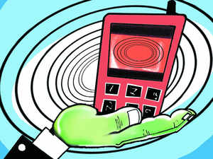 The total telephone subscriber base in the country rose marginally to  reach 100.69 crore at the end of June, sectoral regulator TRAI said  today.