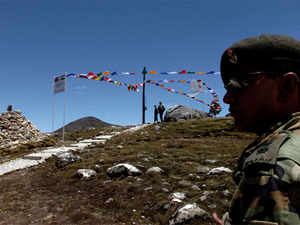The Army today said the Chinese troops crossed the Line of Actual Control 150 times this year and indulged in over 100 face-offs with the Indian forces.