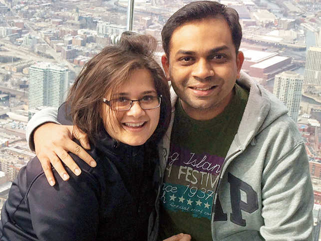 hiral sanghavi and wife yoganshi shah have personally invested 150 000 in their jacket