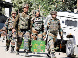 A militant believed to be responsible for a number of recent killings and targeting of mobile installations was gunned down in Baramulla in an encounter during which an armyman also lost his life.