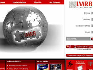 IMRB hires K Ramkrishnan from Future Group