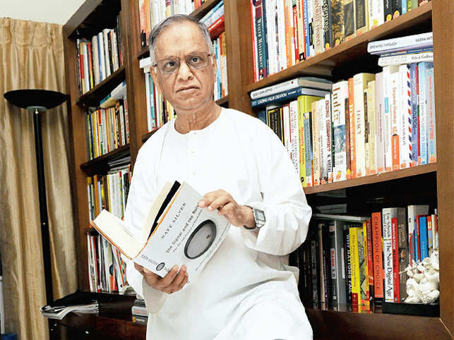 Infosys founder NR Narayana Murthy reflects on the influences people who made him what he is.