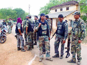 (Representative image)Four pipe bombs, planted by Maoists to target security forces, were today recovered in Chhattisgarh's insurgency-hit Bijapur district, police said.