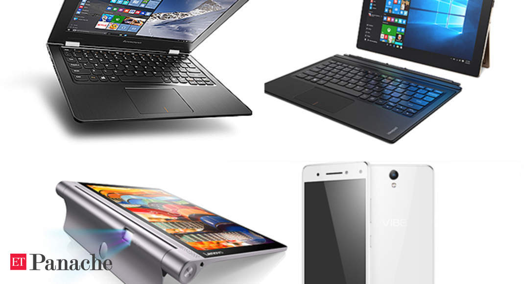 Lenovo launches notebooks, smartphones & tablets at IFA ...