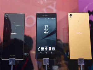 29d457d55 Sony plans to make Xperia phones in India - The Economic Times