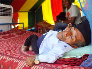 After falling sick, 75-year-old Dangi, who was touring Samoa Islands in the South Pacific, was admitted to a local hospital where he breathed his last at around 12:00 pm.