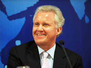 With plans for more investments in line with the 'Make In India' initiative, US conglomerate General Electric's chairman Jeff Immelt is headed for India later this month.