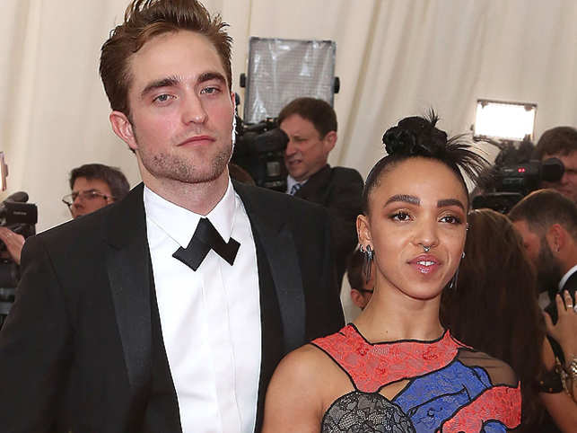 """Actor RobertPattinsonand singerFKATwigs, whogot engaged in March after six months of dating, have allegedly """"drifted"""" apart and called off their wedding. (Getty Images)"""