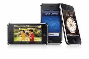 Smartphone war between Apple and Palm New iPhone 3GS Apple's new Macbook Pro