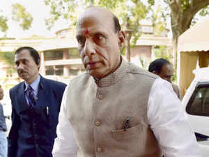 As the ex-servicemen refused to end their stir despite an announcement on OROP, Union Home Minister Rajnath Singh today said if there is any shortcoming the government may look into it.