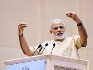 """File photo:Prime MinisterNarendraModitoday slammed people trying to """"mislead"""" the armed forces over the government'sOROPdecision."""