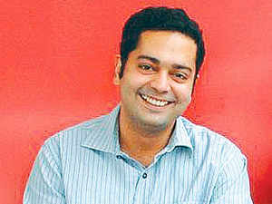 Pankaj Chaddha, co-founder of Zomato.