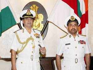 Oman Navy chief Rear Admiral Abdullah Bin Khasim Bin Abdullah Al Raisi is on a four-day visit to India to strengthen bilateral defence ties.