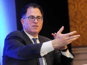 At the recently heldETtech'Point Blank' event, Michael Dell shared his experiences and lessons as an entrepreneur scaling up his company.