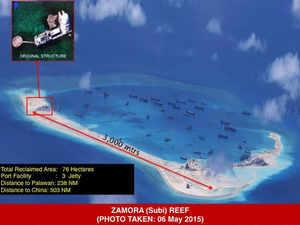 File Photo: South China Sea