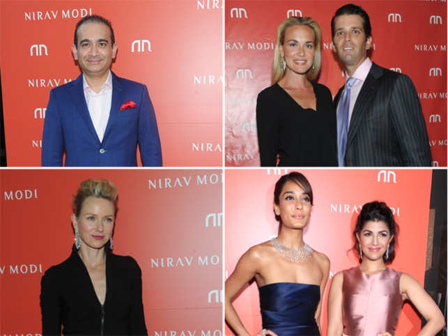 The launch of luxury jewellery retailer Nirav Modi's new boutique in New York was attended by known names from Hollywood and Bollywood.