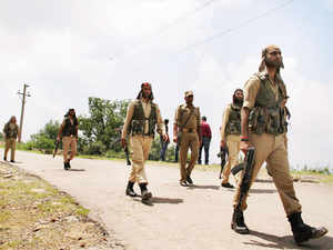 Pakistan today resorted to unprovoked firing on the forward Indian positions in  north Kashmir's Kupwara district, injuring two BSF jawans, an army official said