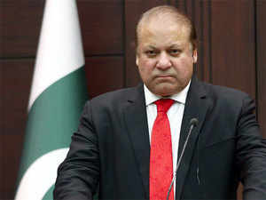 """Sharif today said Pakistan's nuclear weapons were """"not against anyone"""" and asserted that his country would maintain minimum credible deterrence for strategic stability in South Asia"""