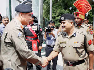 Led byPathak, the 23-member Indian side is is expected to raise issues likeceasefireviolations in J-K, including sniper attacks onBSFpersonnel, and cross-border infiltration