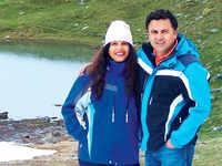 Target India's Navneet Kapoor recommends a trek across the Alps