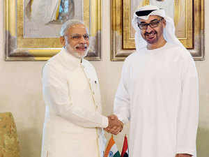 The United Arab Emirates houses some 2.6 million Indians who have contributed to the local economy as well as to that of India through remittances.