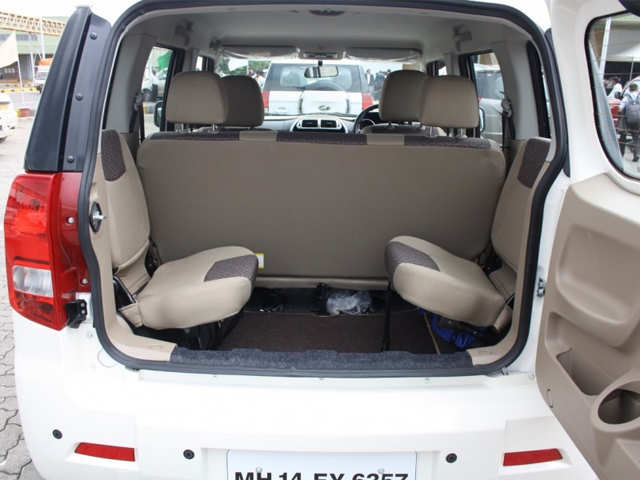 b70da36a2 Back - Mahindra TUV300  First Drive Review