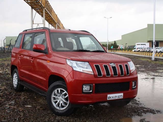 Fuel efficiency - Mahindra TUV300: First Drive Review | The