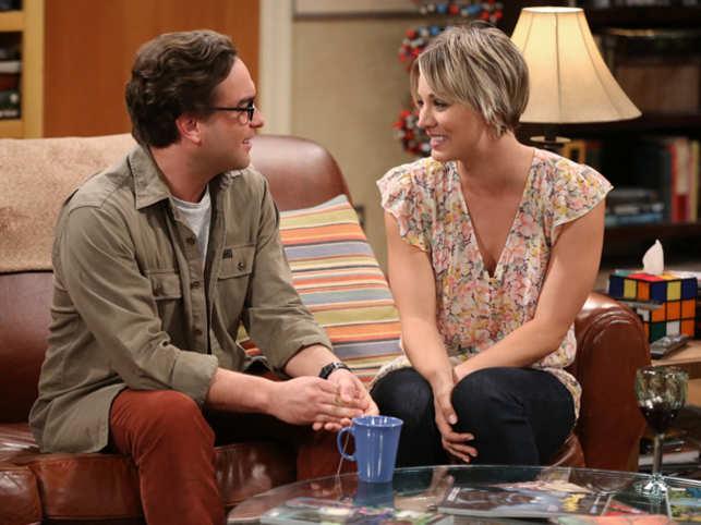 Penny Leonard Get Married In Big Bang Theory Season 9 Promo The