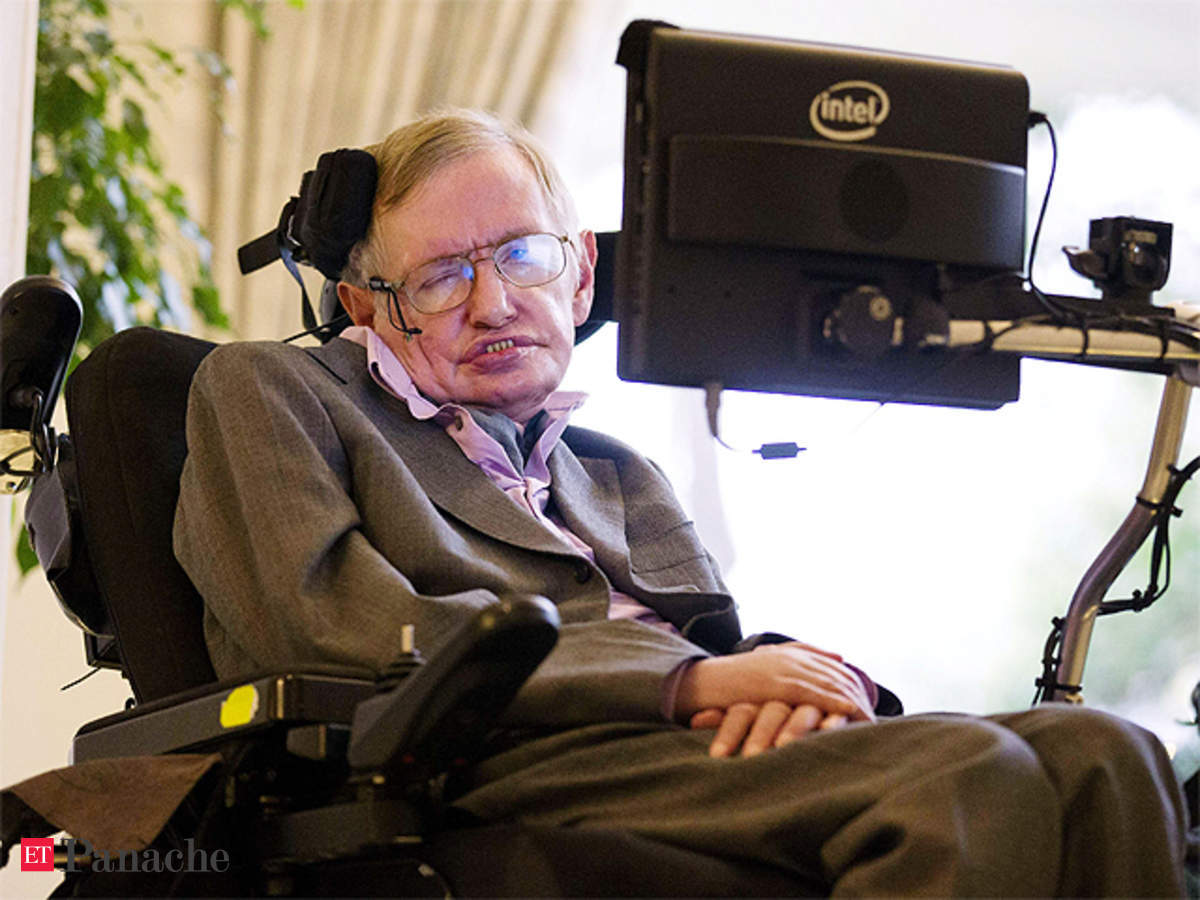 15 life quotes from Stephen Hawking