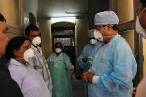 Full Coverage: Swine flu Swine flu havoc across the world Swine flu: Follow these 7 steps
