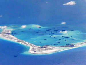 The past few months have seen widespread concerns expressed by these countries over reclamation works by China (artificial islands) in the region.