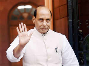 The Home Minister was planning to visit Chumar area, which saw a fortnight-long stand-off between Indian and Chinese troops a year ago.