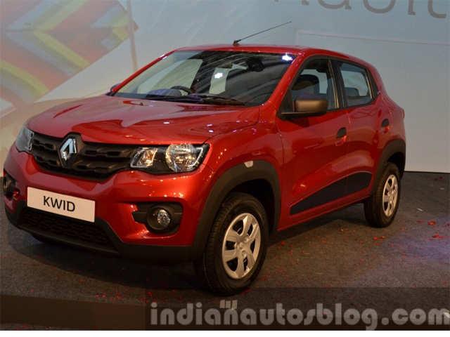 Renault Kwid Variant Wise Features Detailed Renault Kwid Variant